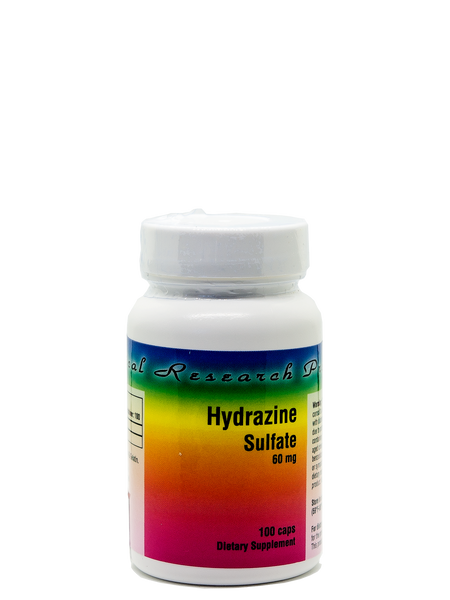 HYDRAZINE SULFATE - 60 MG (front image)