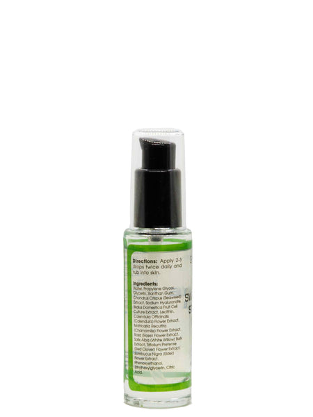 SWISS APPLE STEM CELL SERUM - 1 FL OZ, ANTI-AGING BREAKTHROUGH - Longevity Code - Live Longer
