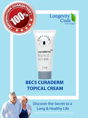 BEC5 CURADERM TOPICAL CREAM