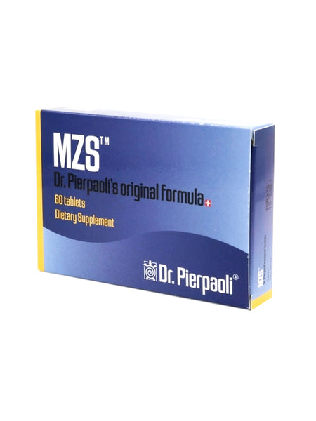 MZS™ (Melatonin, Zn, Se) - 60 tablets - Longevity Code - Live Longer