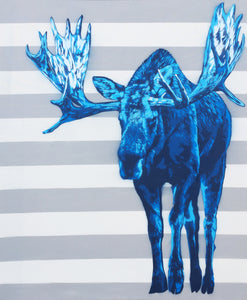 Big Blue Moose