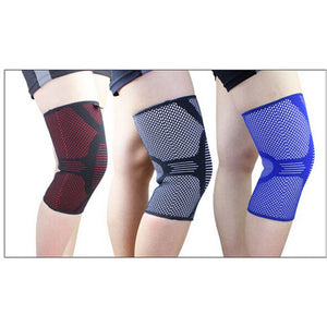 1 pairs 3 Colors Knee Support / Brace  to Prevent Injury & Reduce Pain