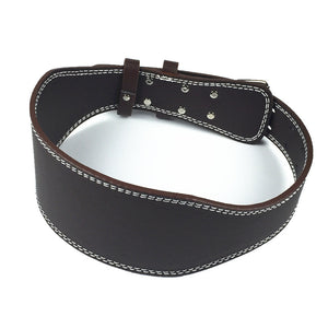 Highl Quality Weight Lifting Belt - PU Leather - Back Support