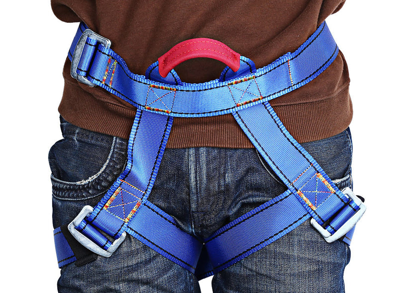 Professional Safety Belt Harness for Rock Climbing, Hiking, Rappelling Equipment, Etc
