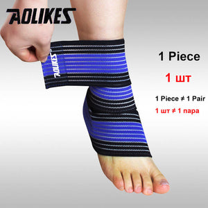 1 Piece Ankle Support Brace for Men and Women to Prevent Injury and Reduce Pain