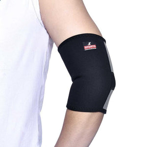 Breathable Elbow Brace Pad to Prevent Athletic Injury & Reduce Pain