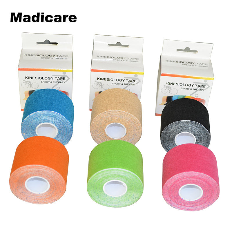 Shiny Kinesiology Tape (5cmx5m) for Muscle and Knee Support