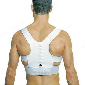 Magnetic Posture Corrector & Back Pain Support