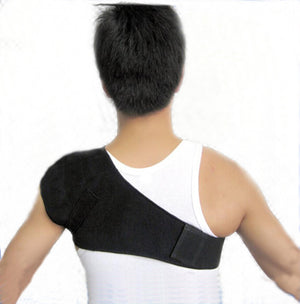 Adjustable Breathable Single Shoulder Support / Brace (Men & Women)