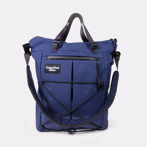 X-Town Tote Navy Blue