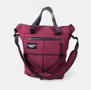X-Town Tote Red Wine