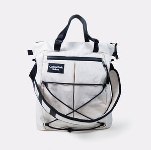 X-Town Tote Natural White