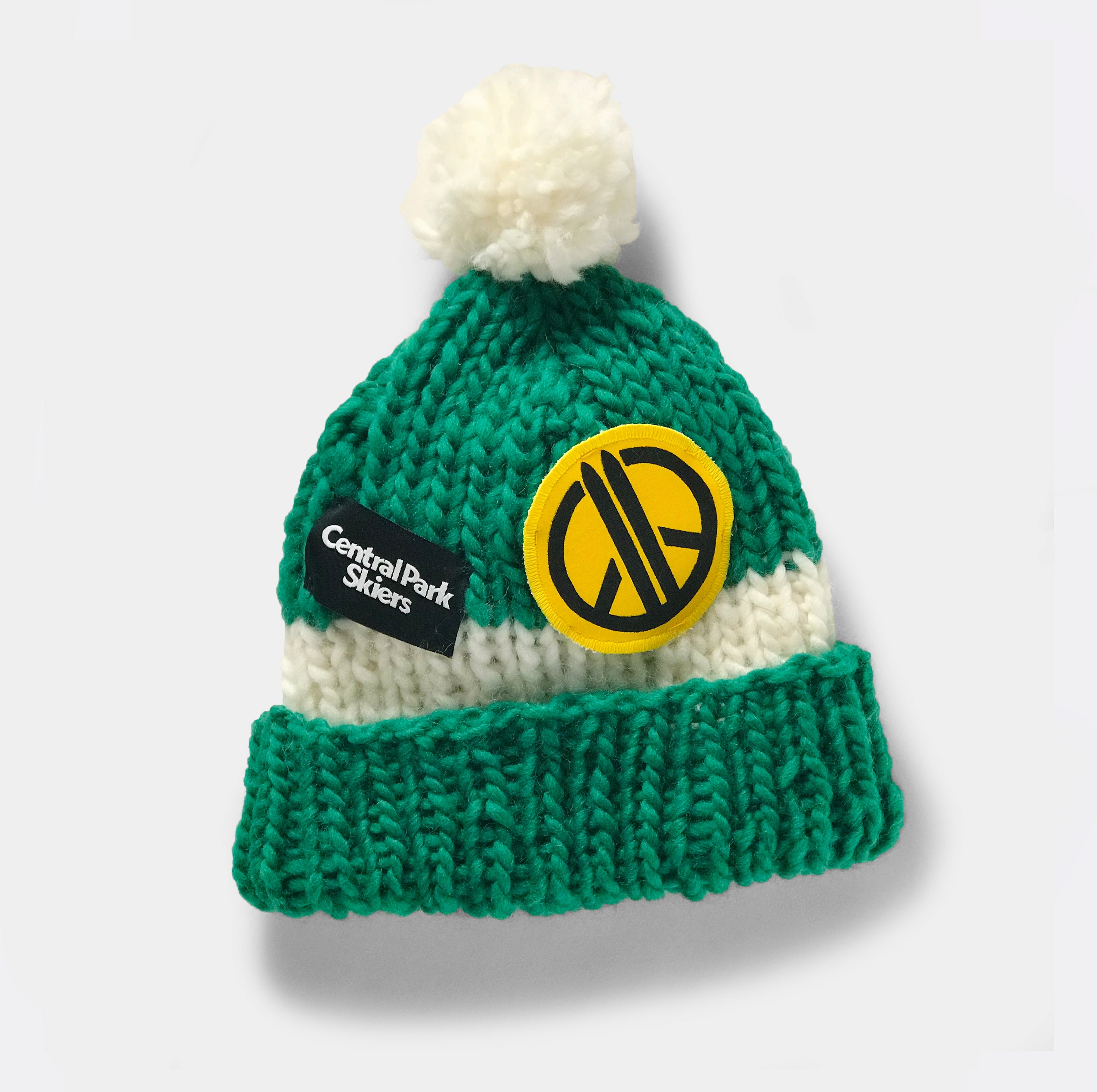 Imagine wool beanie, Green