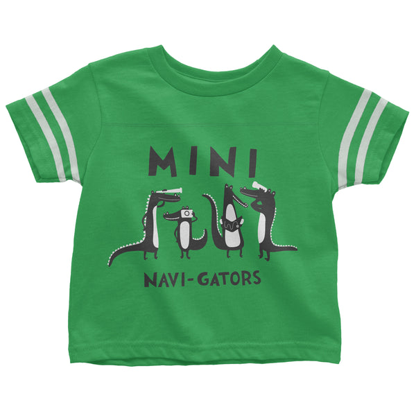 Toddler Tee Mini-Navigators