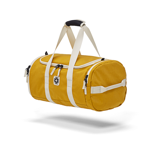 States Duffel Bag Yellow