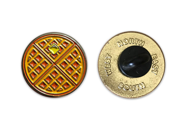 Pin Soggy Waffles Compass