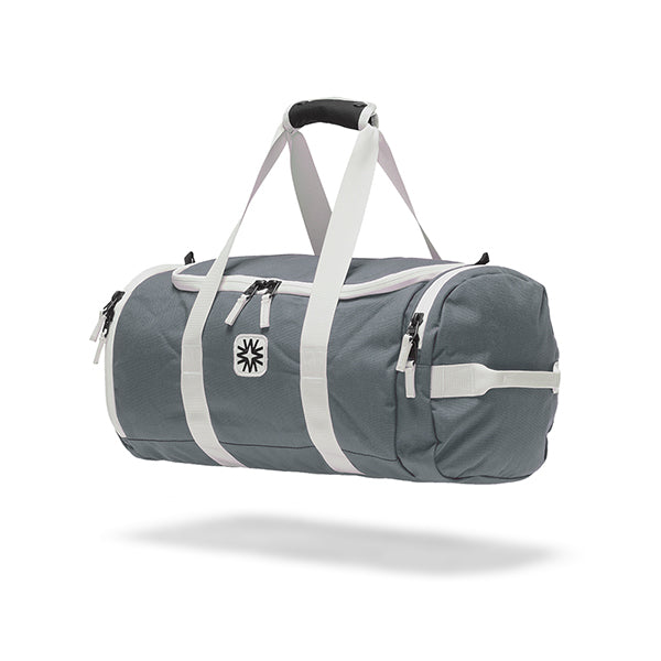States Duffel Bag Gray