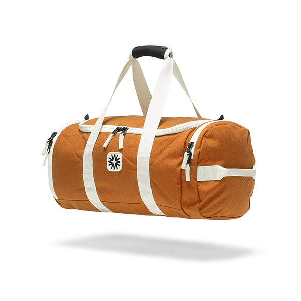 States Duffel Bag Orange
