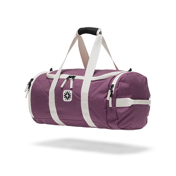 States Duffel Bag Purple