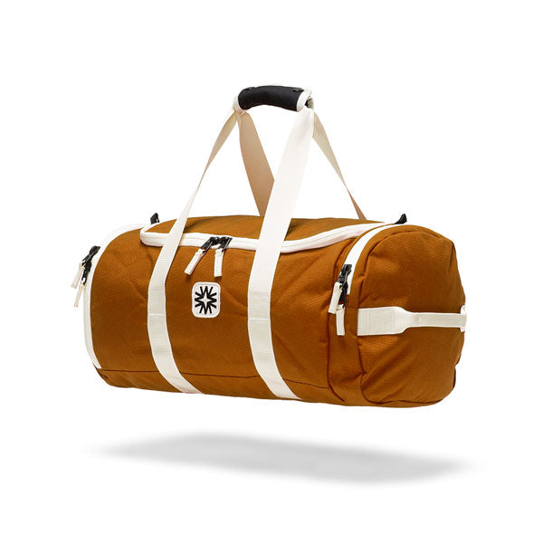 States Duffel Bag Rust