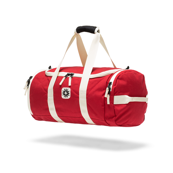 States Duffel Bag Red