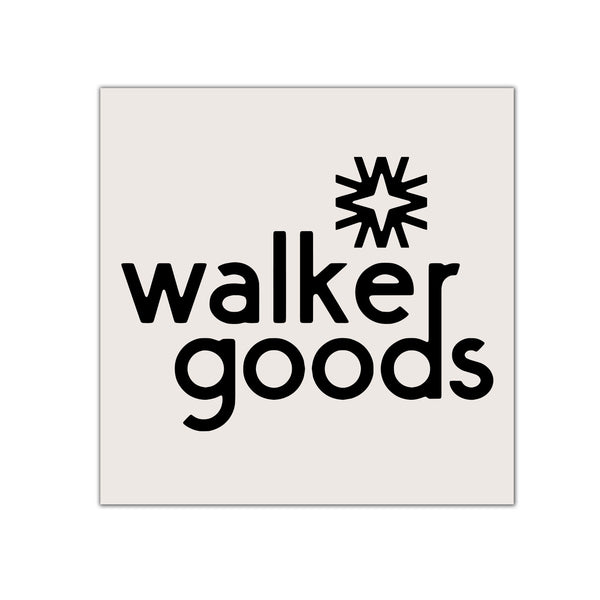 Walker Goods Sticker