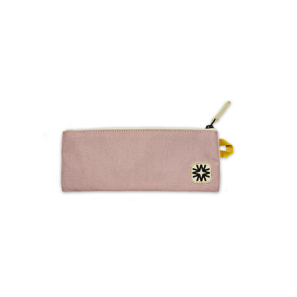The Pencil Case Dusty Pink/Juniper