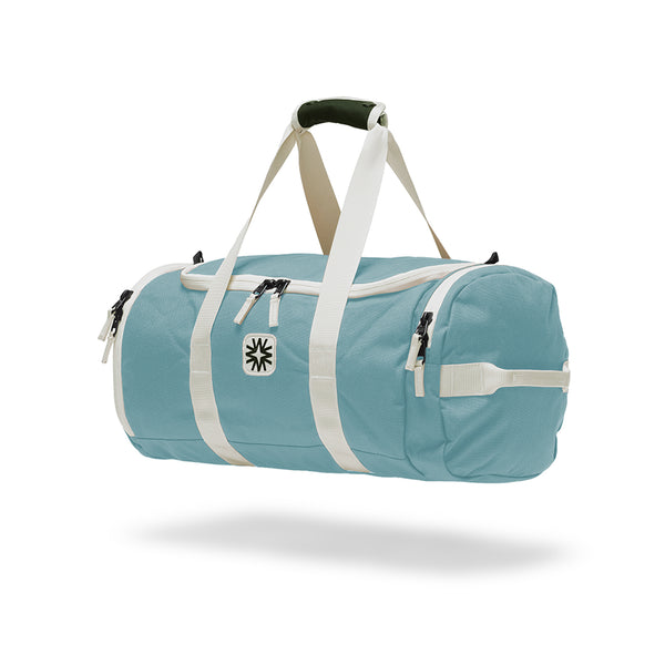 States Duffel Bag Baby Blue