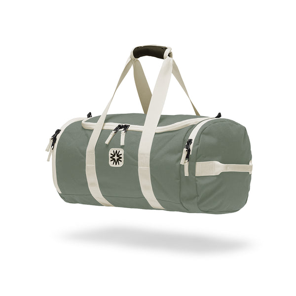 States Duffel Bag Pewter