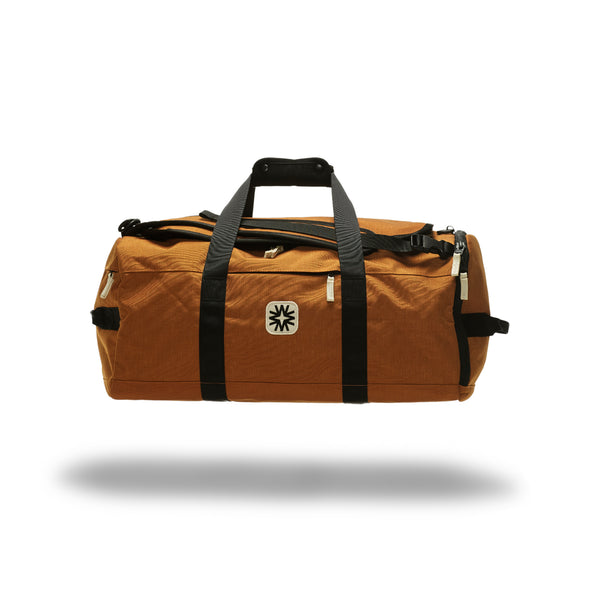 Valley Duffel Bag Rust