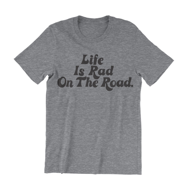 Youth Life is Rad on the Road Tee