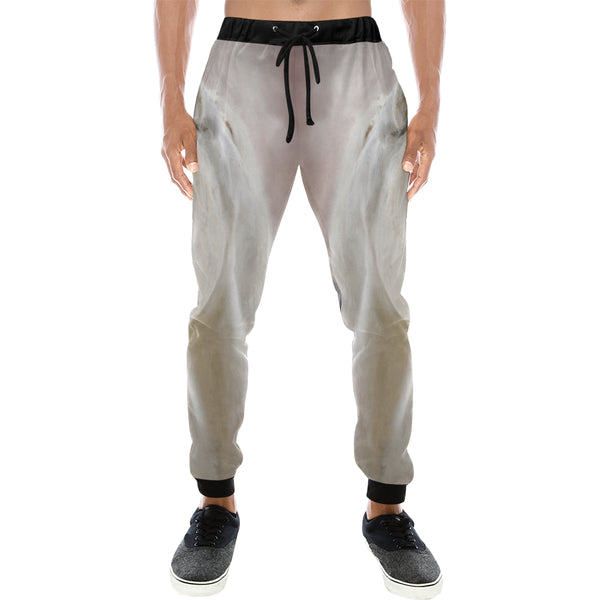 White Horse Mens Gym Baggy Slacks Pants - Perinterest