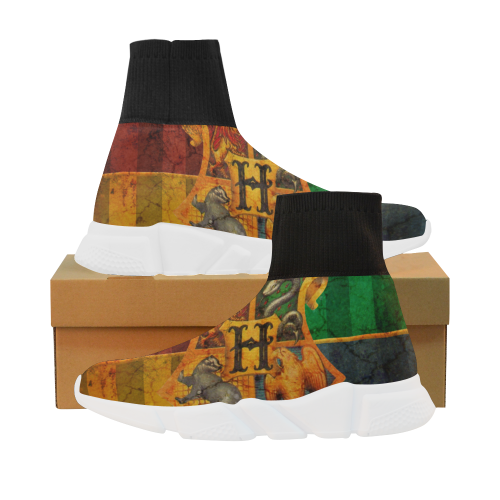 Hogwarts Stretch Sock Men's Shoes