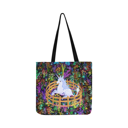 Unicorn Reusable Shopping Bag