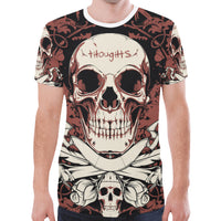 Men's All Over Print Mesh T-shirt