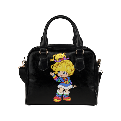 Rainbows Make Everything Better Shoulder Handbag