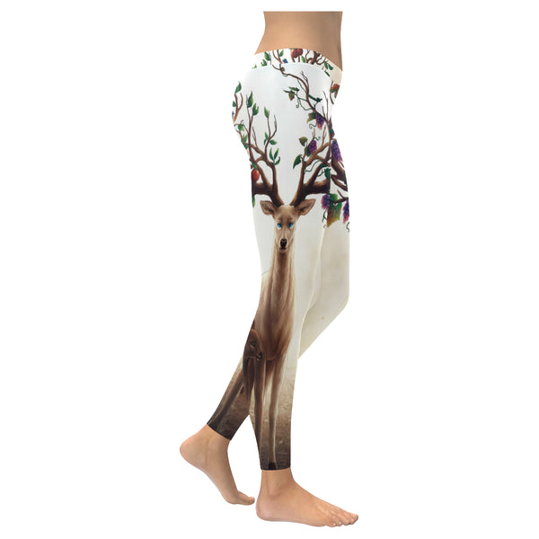 Women's Fitness Low Rise Leggings