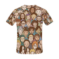 Men's All Over Print T-shirt