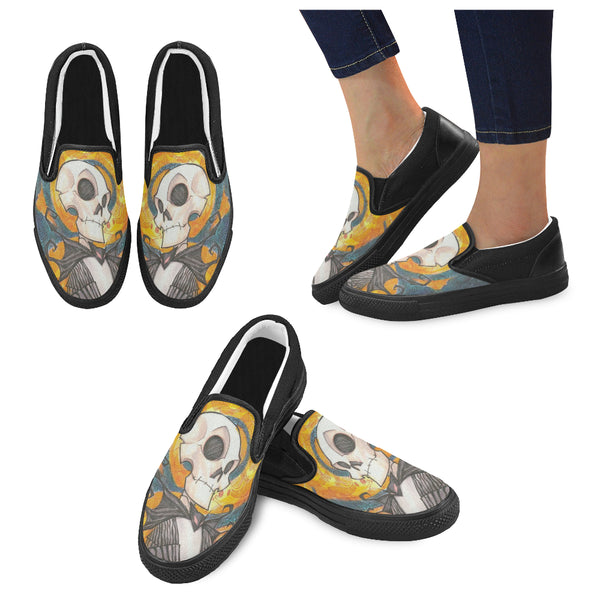 Men's Unusual Slip-on Canvas Shoes