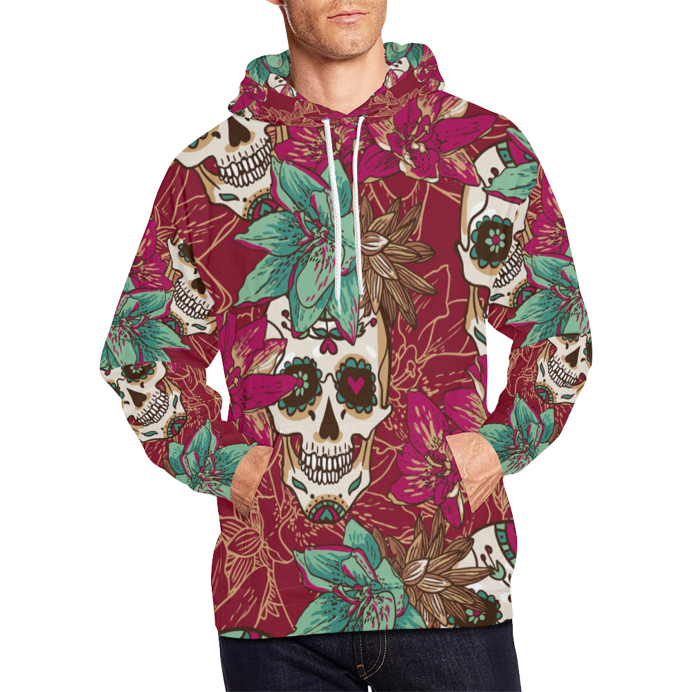 Men's All Over Print Hoodie