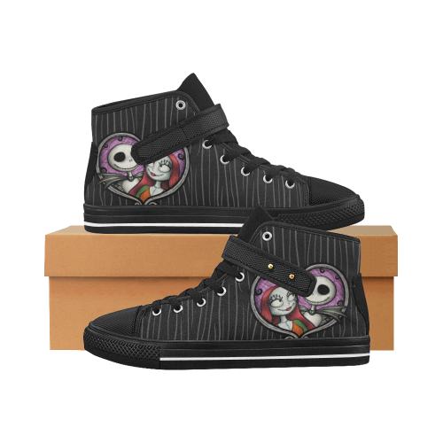 Jack and Sally Women Strap Shoes
