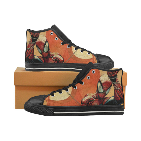 Men¡¯s Classic High Top Canvas Shoes