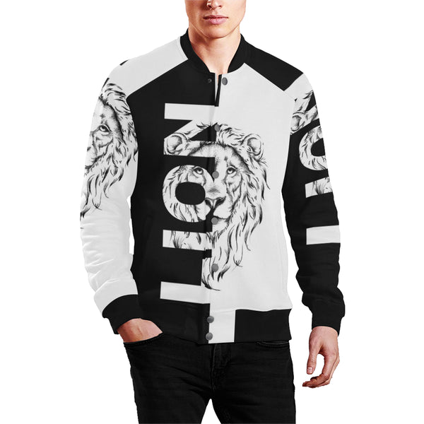 Men's Baseball Jacket