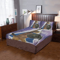 3-Piece Bedding Set