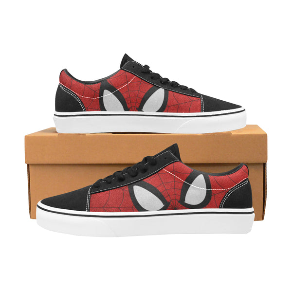 Men Low Top Skateboarding Shoes