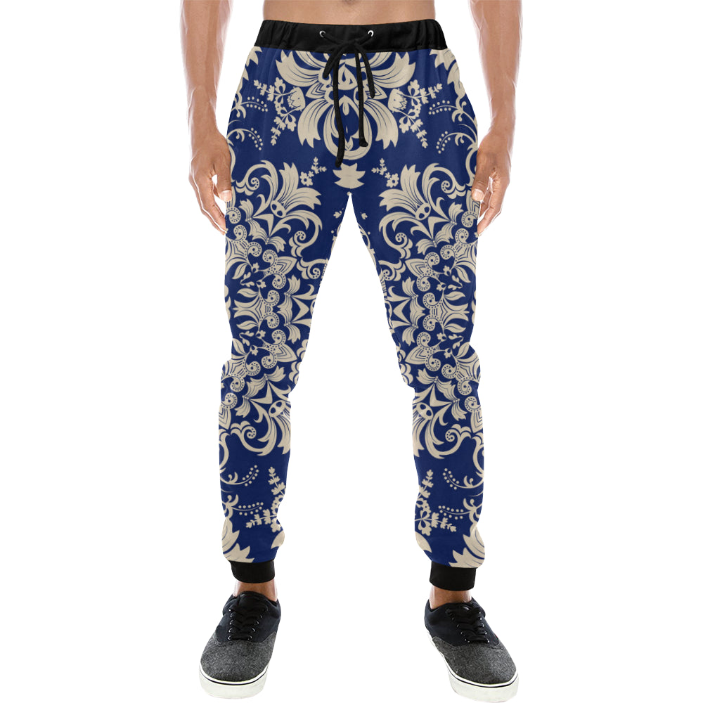 Seamless Ethnic Pattern Mens Gym Baggy Slacks Pants - Perinterest