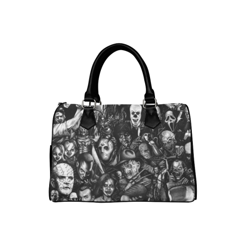 Horror Heads Boston Handbag