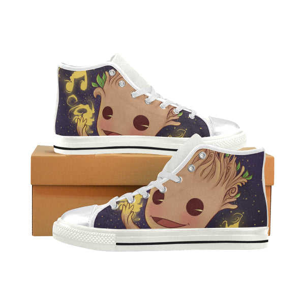 Women's Classic High Top Canvas Shoes