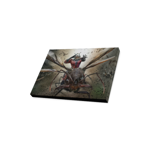 Ant Hero Canvas Print 16x12 Inch