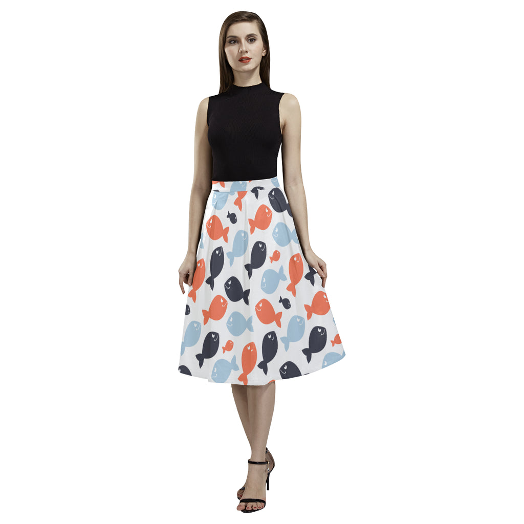 Women's Crepe Skirt
